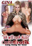 DVD Gina Wild - Ich will euch alle