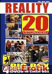 Big-Box - Reality - 20 Stunden - 4 DVDs (Muschi Movie)